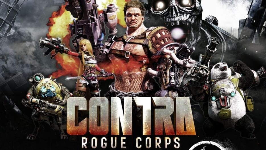 Contra Rogue Corps' Return To 2D Will Require Innovation, Says Producer