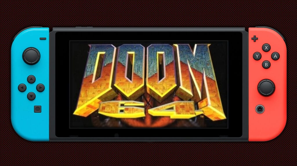 DOOM 64 Nintendo Switch