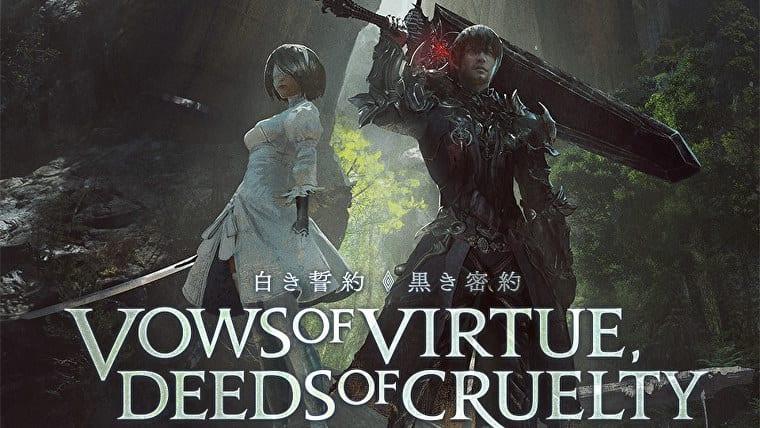 Final Fantasy XIV NieR: Automata Crossover Details Revealed