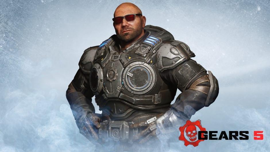 Gears 5 Batista