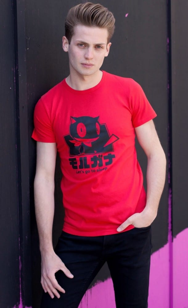 Persona 5 Is Getting An Epic New Line Of Clothing Merch