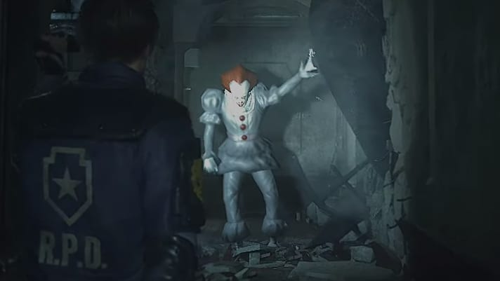 Resident Evil Pennywise