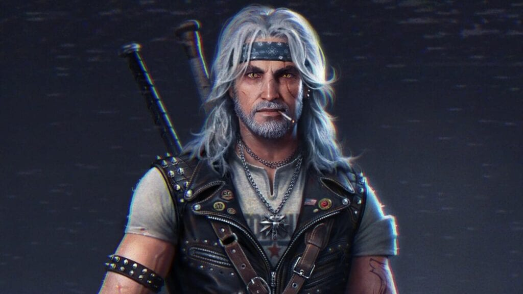 The Witcher Roman Tishenin