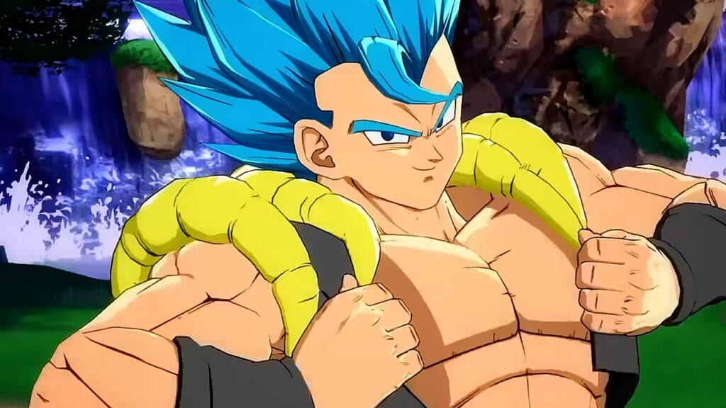 Dragon Ball FighterZ Super Saiyan Blue Gogeta Gameplay Revealed (VIDEO)