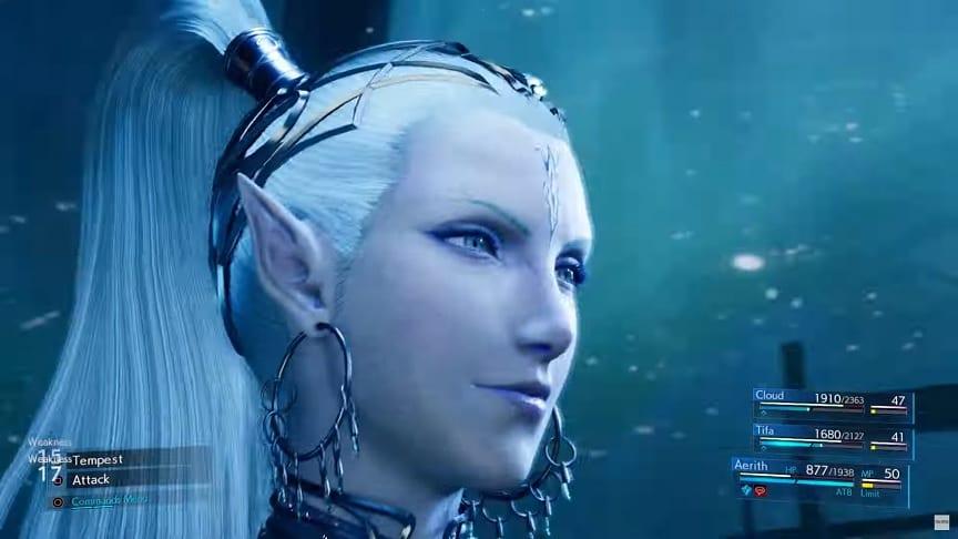 Final Fantasy VII Remake Sumamoning Details Revealed (VIDEO)