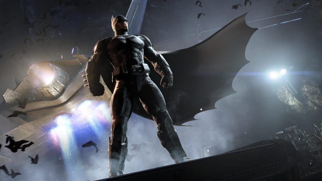 New Batman Game Being Teased By Arkham Origins Studio