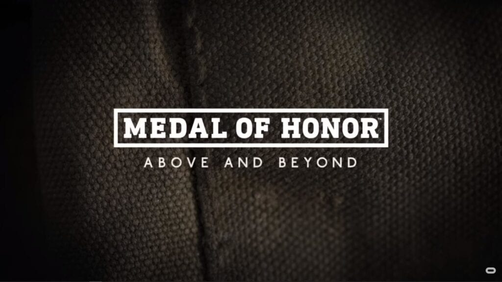 medal of honor above and beyond