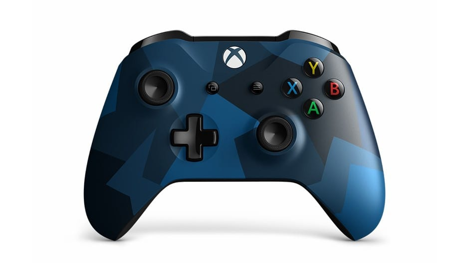 Microsoft Releases Stunning New 'Forces' Series Xbox One Controller