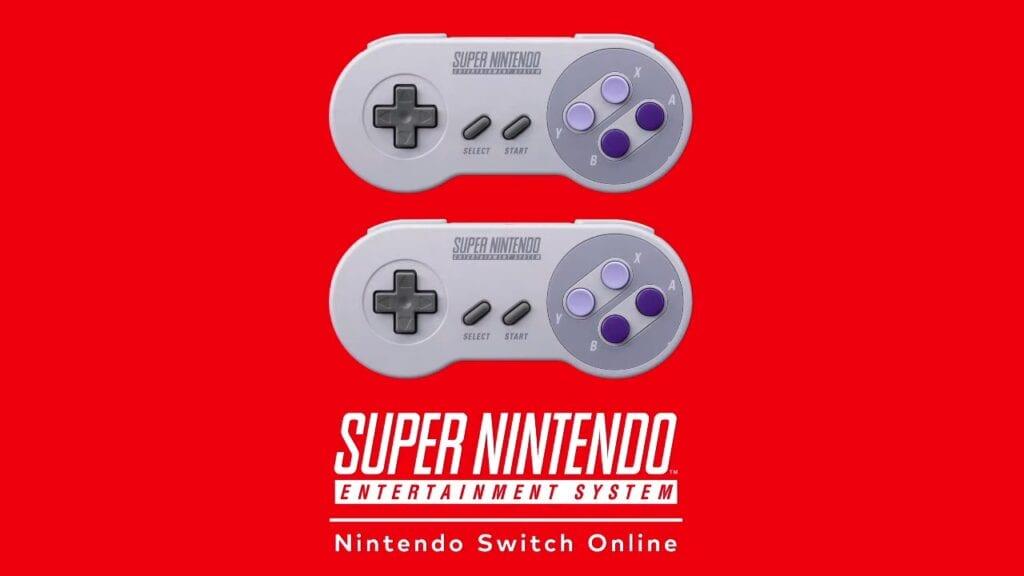 Nintendo Switch Online SNES, NES Games Won't Follow Monthly Schedule