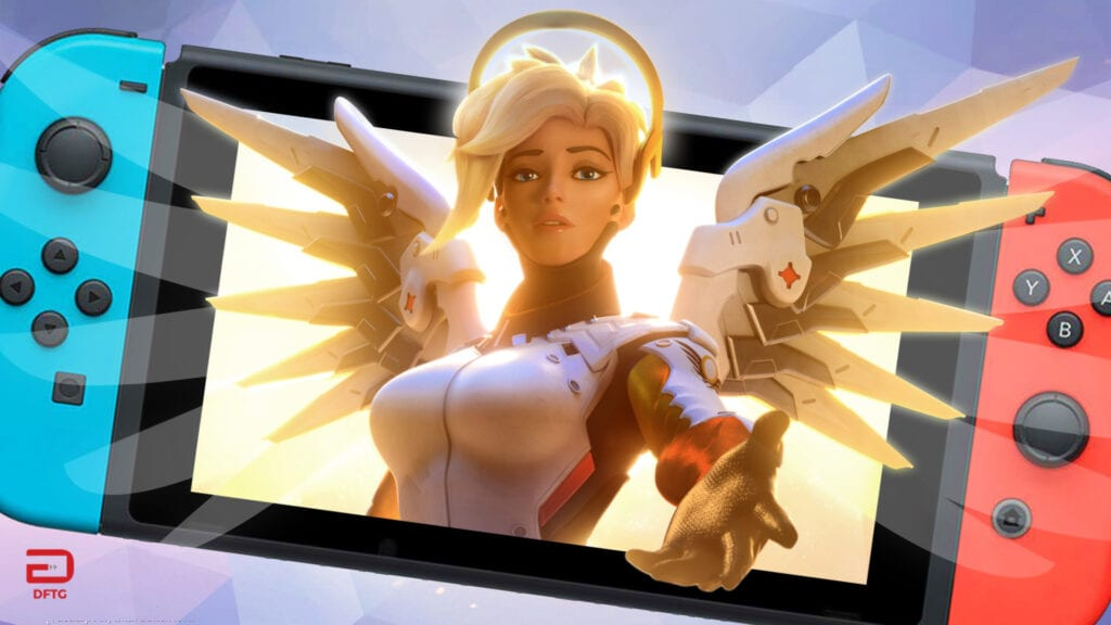 Overwatch For Nintendo Switch Officially Announced (VIDEO)