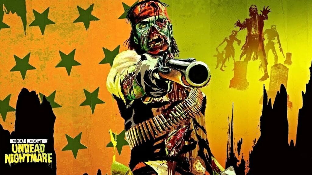 red dead redemption red dead online undead nightmare feat