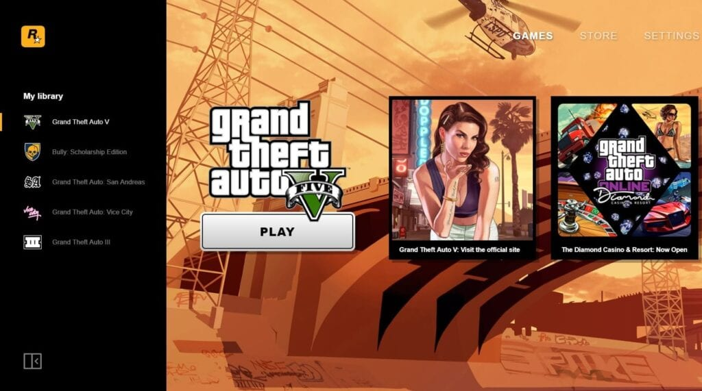 Rockstar Games Launcher Now Available With A Special Free Game Incentive
