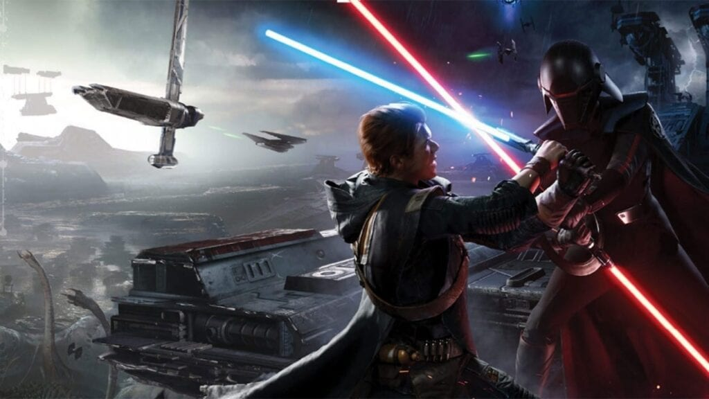 "Star Wars Jedi: Fallen Order Is ""Close To The End"" Of Development"