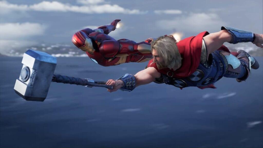 Marvel's Avengers Teases Unworthy Thor Storyline