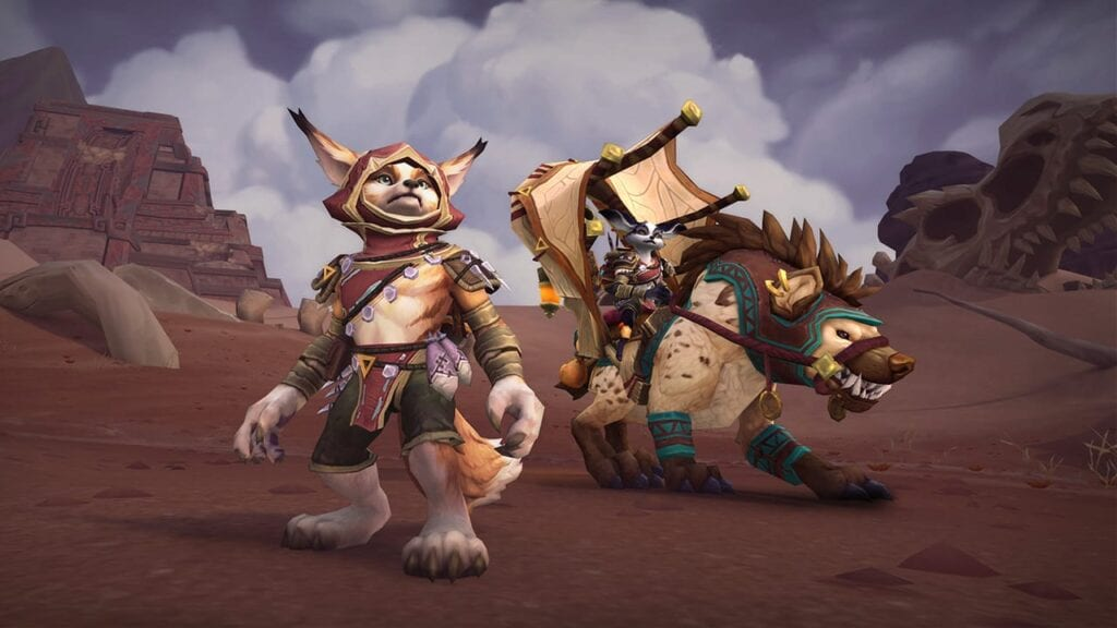 World of Warcraft Is Adding Foxes Because About F*cking Time (VIDEO)