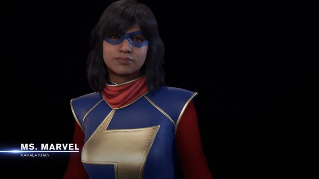 Marvel's Avengers Trailer Reveals Kamala Khan's 'Ms. Marvel' Outfit (VIDEO)