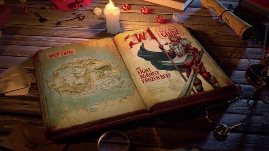 Wendy's tabletop RPG