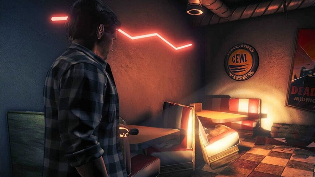 Alan Wake's American Nightmare Epic Games Store