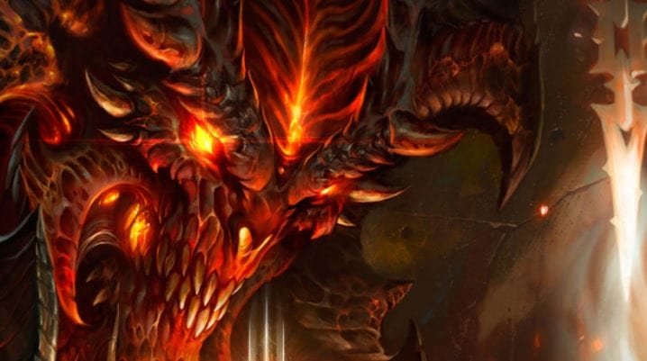 Diablo 4 Ad Discovered In Official Blizzard Art Book