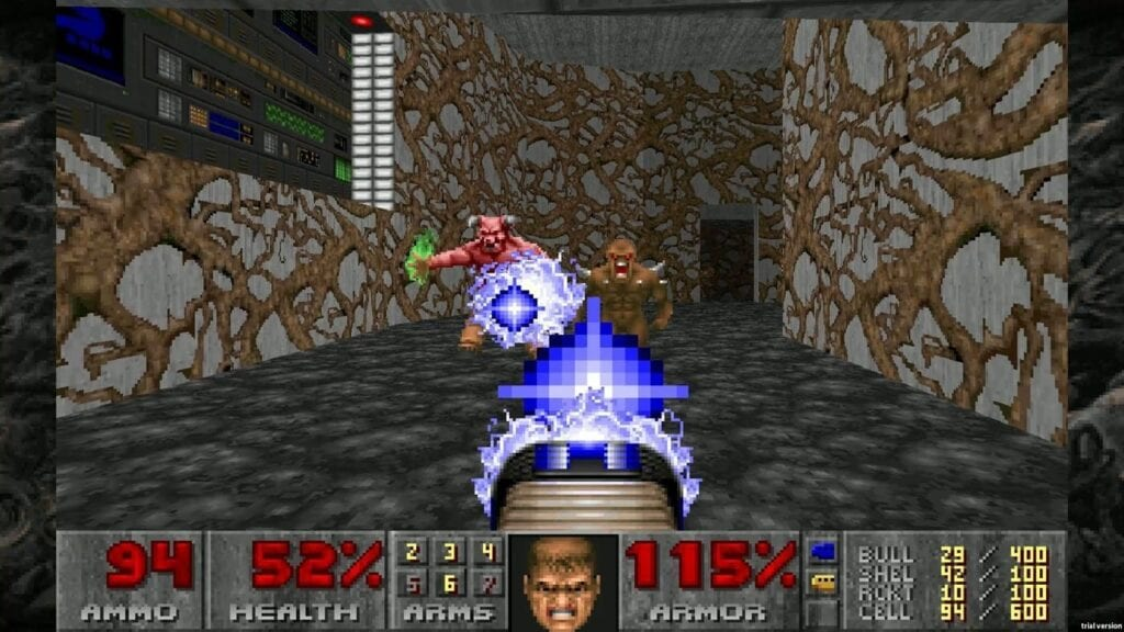 A McDonald's Cash Register Was Successfully Modded To Play Doom