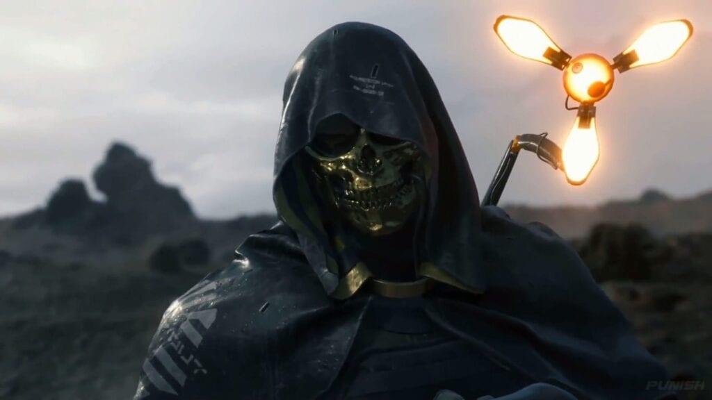 Death Stranding's PlayStation 4 File Size Revealed