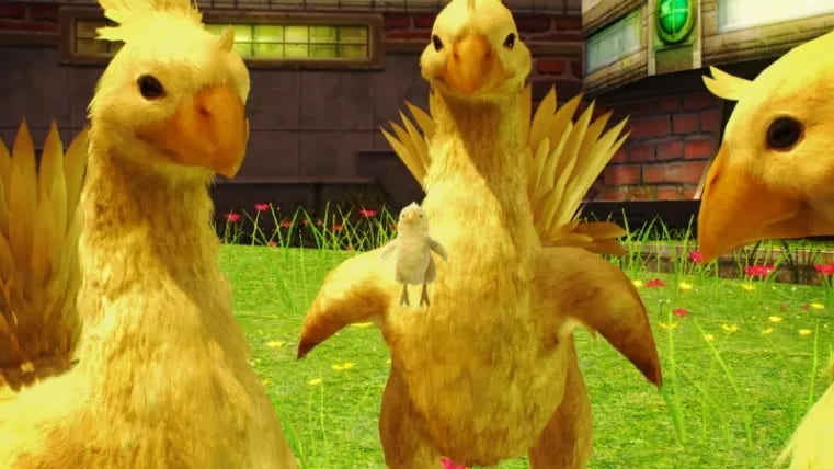 "Final Fantasy XIV Live-Action Series Will Have ""Chocobos Out The Wazoo"""