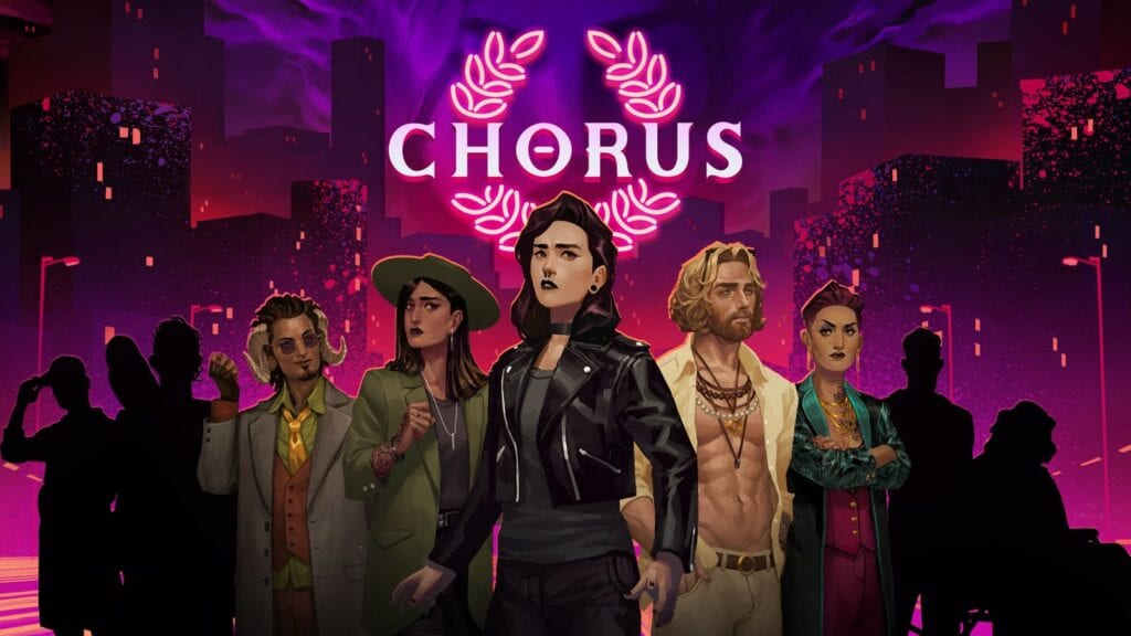 former dragon age writer musical adventure game chorus