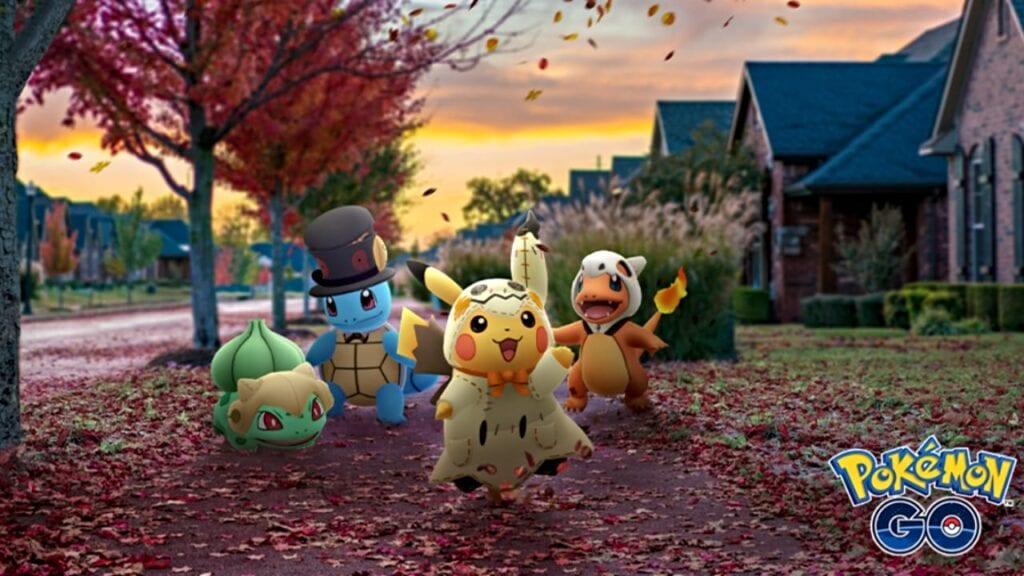 halloween pokemon go feat