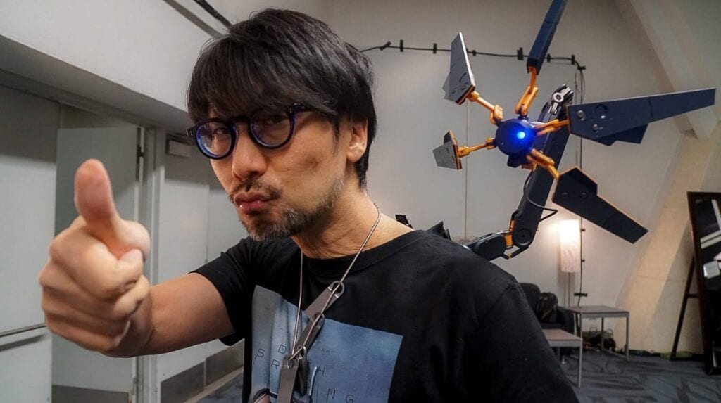 "Hideo Kojima Is ""The Godfather Of Creating New Things,"" Says Mads Mikkelsen"