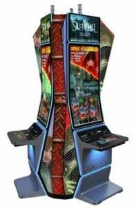 konami silent hill slot machine