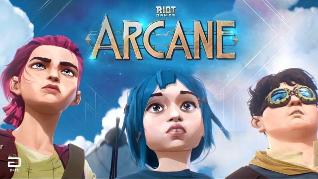 League Of Legends Anime 'Arcane' Officially Announced (VIDEO)