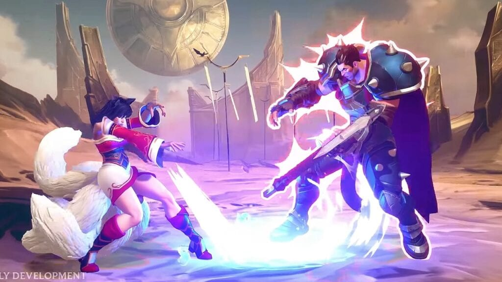 League Of Legends Fighting Game Confirmed (VIDEO)