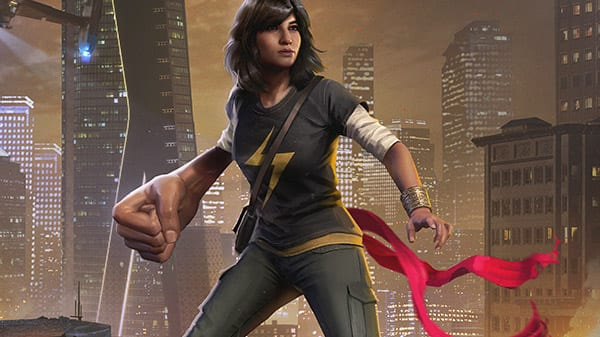 Marvel's Avengers Adds Kamala Khan To The Game's Roster (VIDEO)