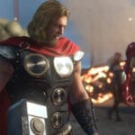 Marvel's Avengers Reveals Why Thor Leaves Mjolnir Behind