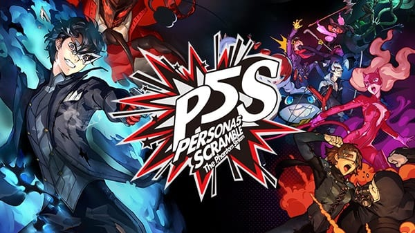 Persona 5 Sequel 'The Phantom Strikers' Officially Revealed (VIDEO)