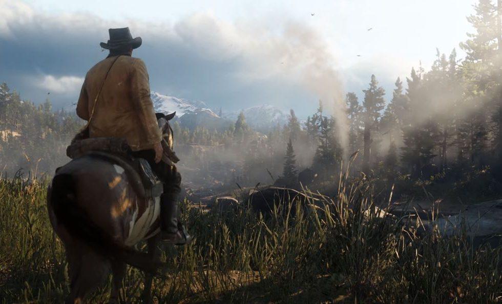 Red Dead Redemption 2 Pc Receives Epic 4k Gameplay Trailer