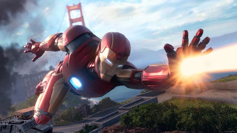 Marvel's Avengers Stark Tech Suits Revealed