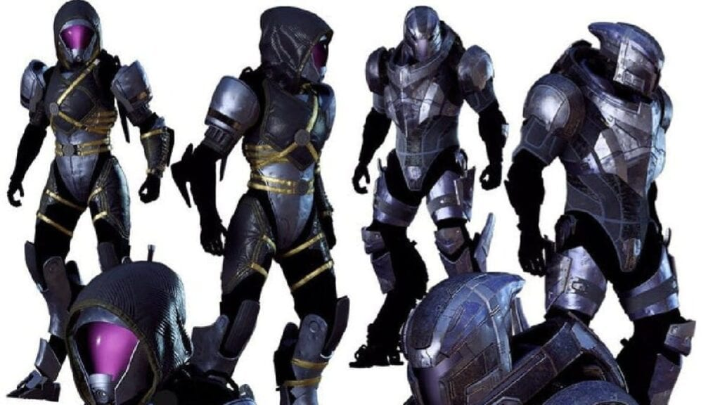 Anthem Halloween Event Is Now Live Featuring Four Awesome Mass Effect Armor Sets