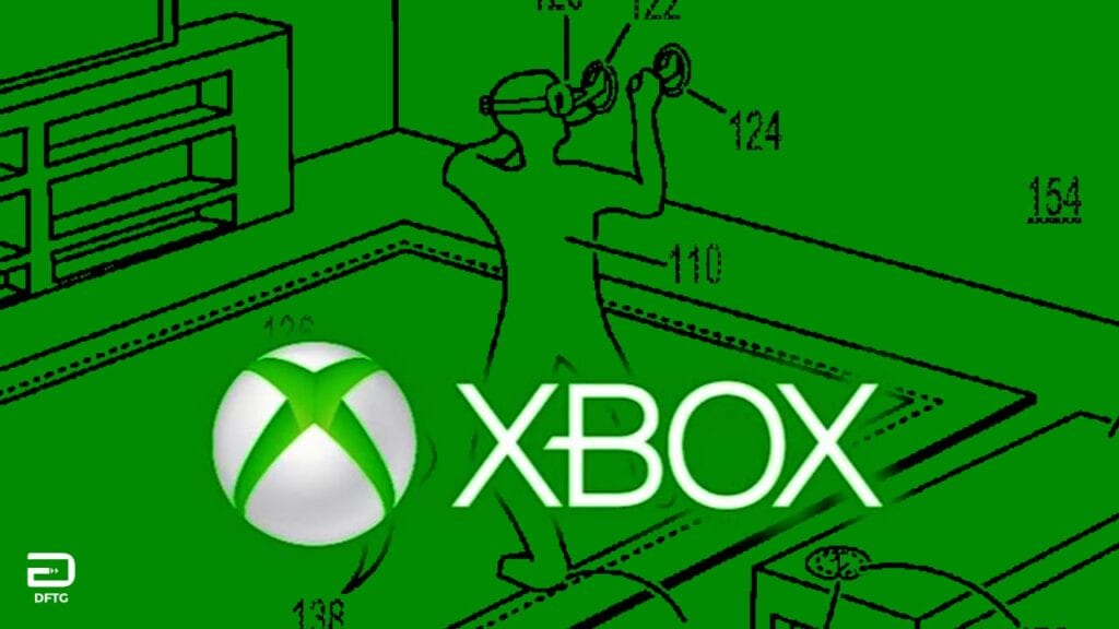 Xbox Scarlett May Feature VR Mat and Motion Controls, According To Microsoft Patents