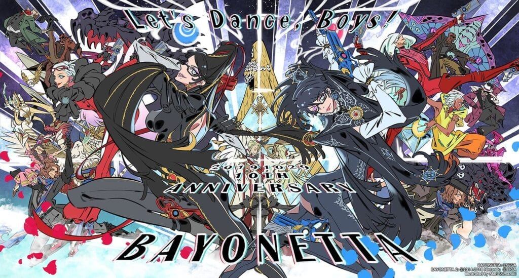 Bayonetta Tenth