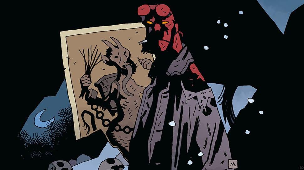 Hellboy Krampus