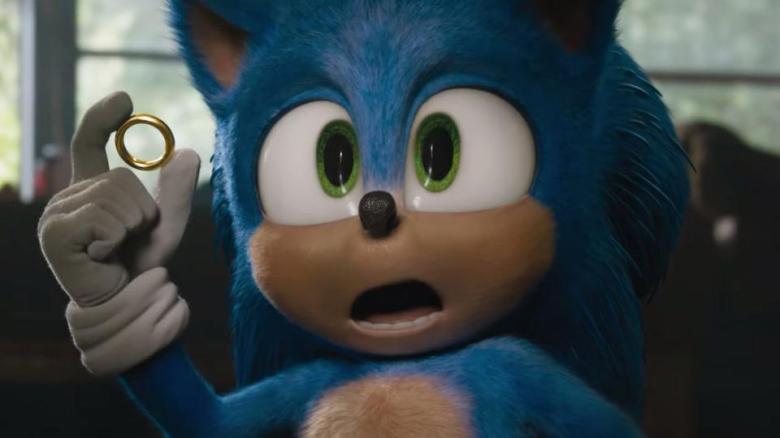 Sonic Movie Redesign
