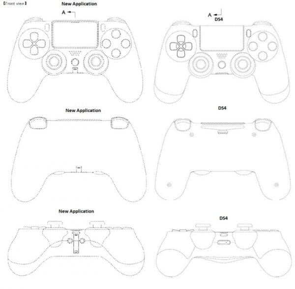 New PS5 Patent Provides A Possible First Look At The DualShock 5