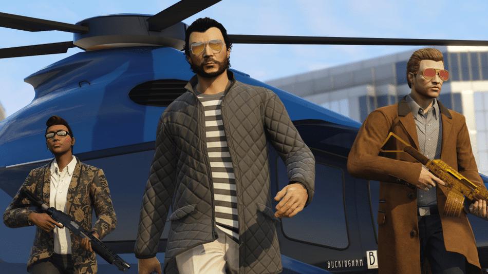 Grand Theft Auto 6 job