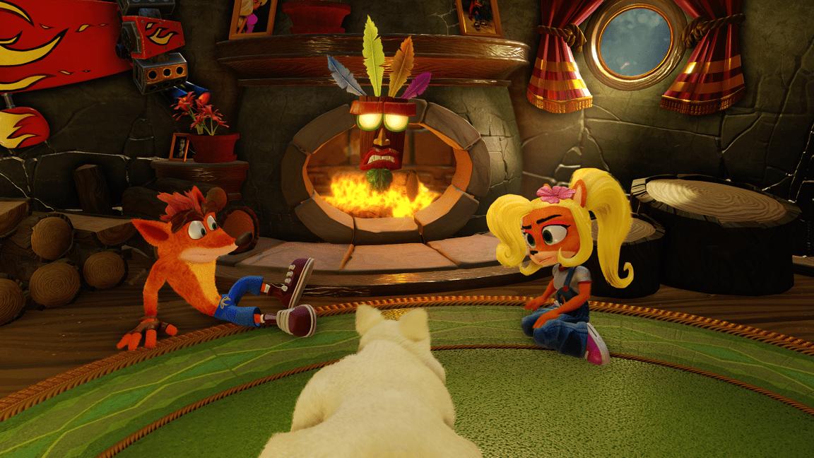 New Crash Bandicoot Game