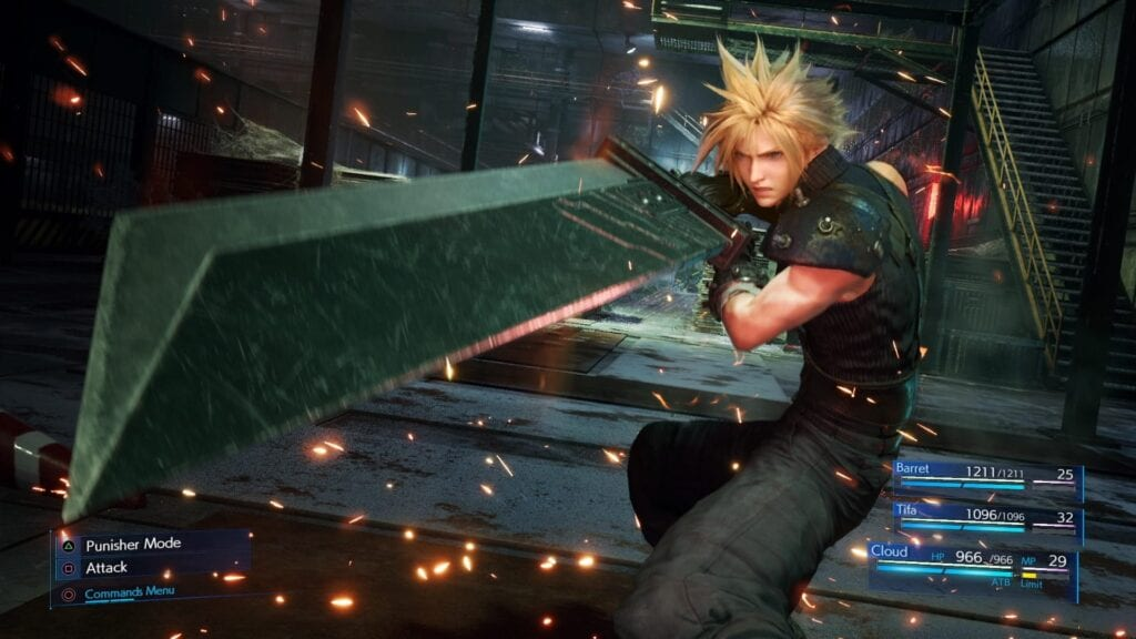 Final Fantasy VII Remake Devs Are Working On A New Next-Gen Project