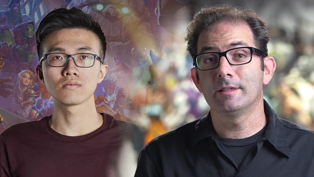 Jeff Kaplan Blitzchung Ban
