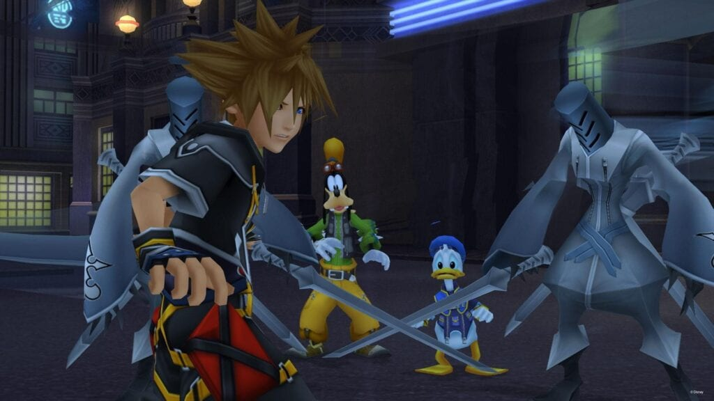 Kingdom Hearts HD 1.5+2.5 ReMIX And HD 2.8 Coming To Xbox One In 2020