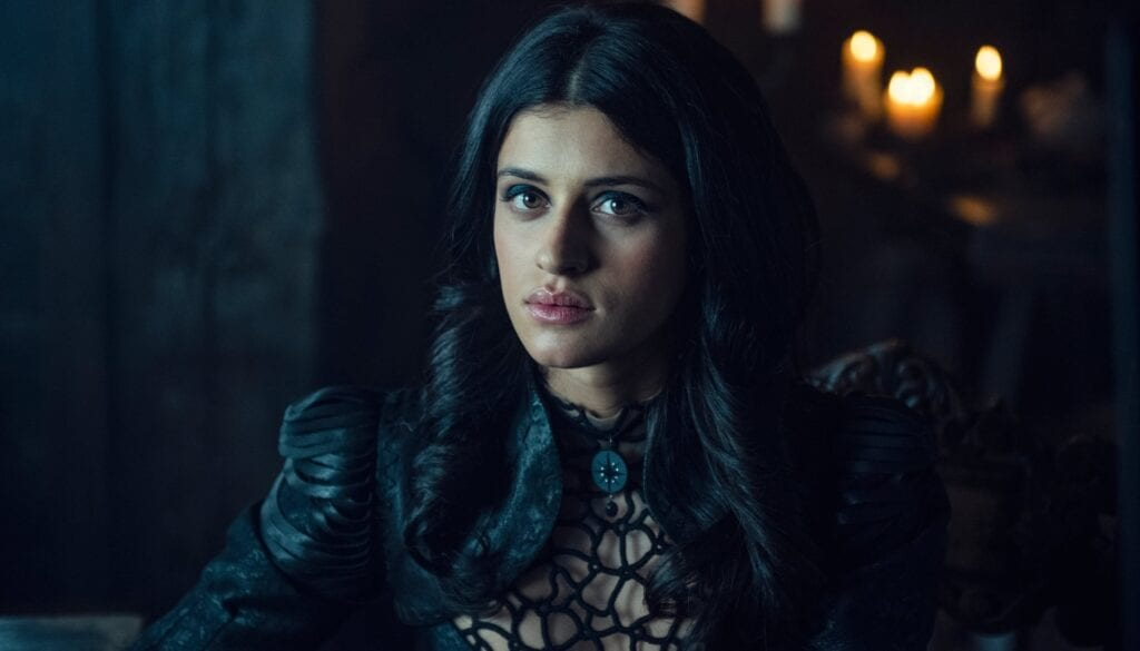 The Witcher Netflix Series Reveals New Images Of Yennefer