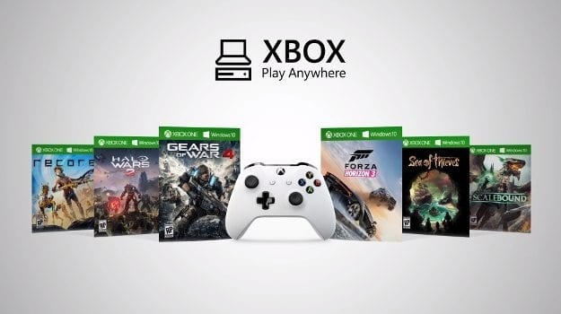 Xbox Play Anywhere Confirms Purchases Will Transfer To Project Scarlett